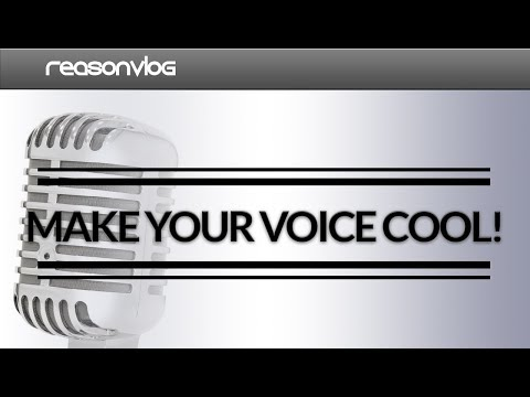 Reason 10.1 and creating Cool Vocal tracks
