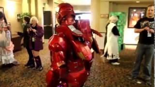 自作アイアンマン・パワード スーツの完成度が高すぎる