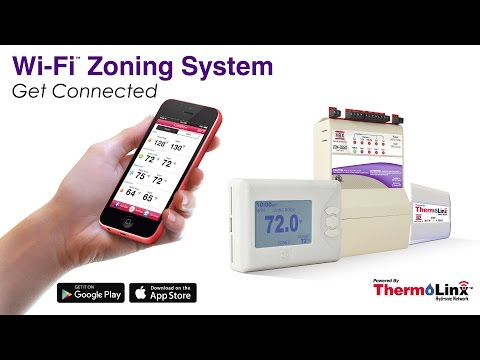 HBX Control Systems - ZON-0550 Wi-Fi Enabled Stand-Alone