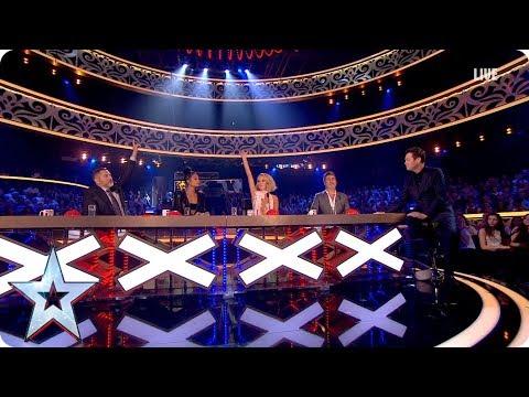 Stephen gets the gossip on Sarah's shock elimination | Semi-Final 3 | Britain's Got More Talent 2017
