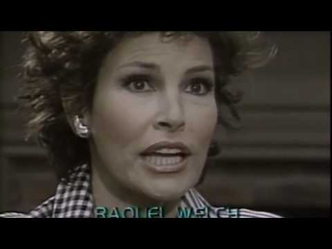 Raquel Welch Interview!  She is so beautiful!