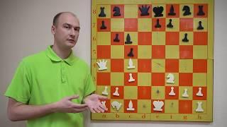 Видеоурок по шахматам\ Атакуй и побеждай
