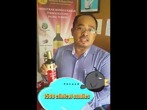Extra Virgin Coconut Oil - Medium Chain Triglyceride