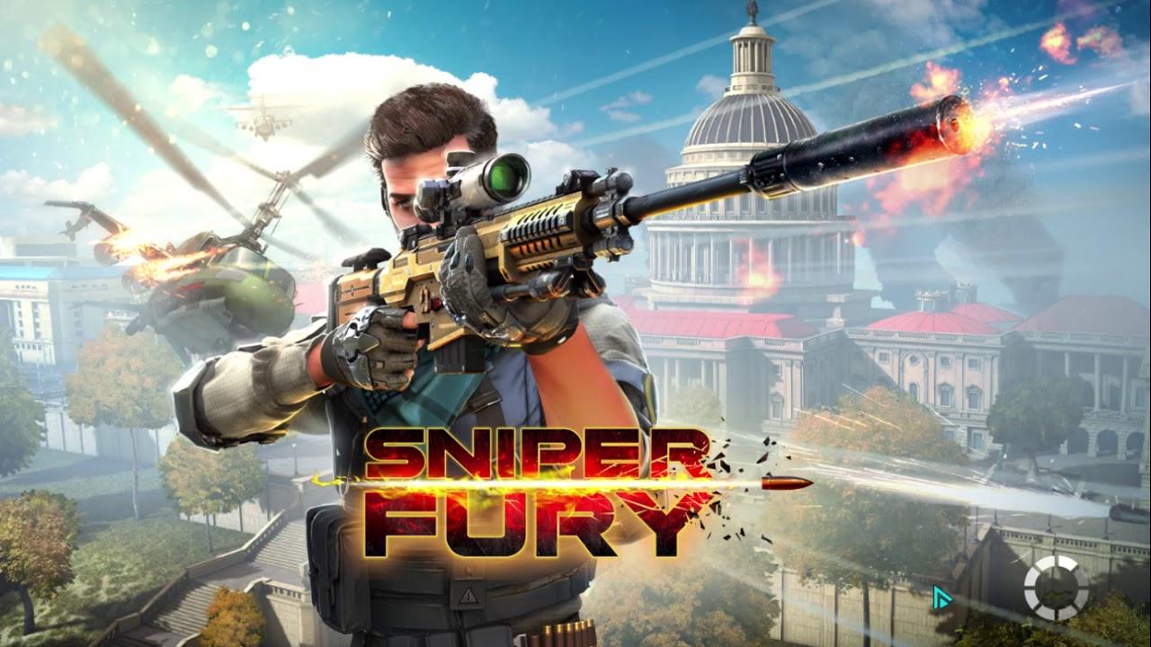 Fury Sniper – Đẳng cấp bắn tỉa là đây ( game FPS siêu hay trên di động )