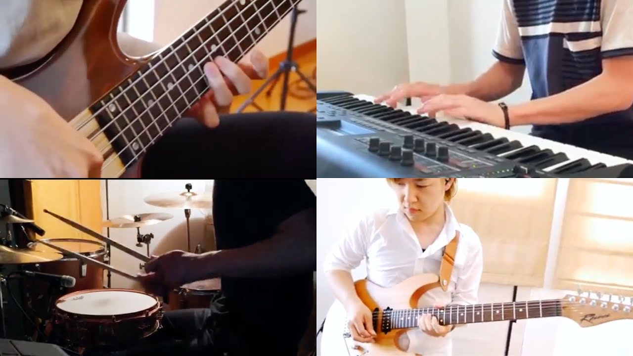 Moves like a Jaggar (Maroon 5) - Smooth jazz Style