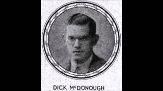 Dick McDonough - I