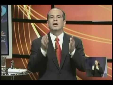 El Último Debate por la Gobernación 2008 con Luis Fortuño - 12 de 16