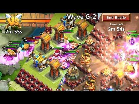 Arena + No Pumpkin Duke HBM G + 5 Ways To Beat 40 Shard Dungeon - Dirty Play - Castle Clash