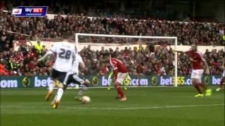 Nottingham Forest vs Millwall - Championship 2013/14