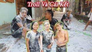 Black - ( Funny ) - Troll Đổ Bột Mì Vào team Nguyễn Văn Lên Và Cái Kết
