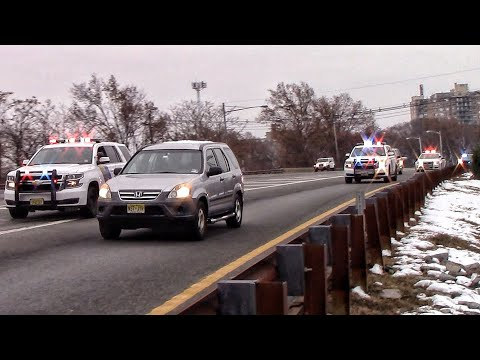 WATCH: State Police Pursuit Begins On GSP In Clark, Ends With Arrest On Route 3 In Clifton