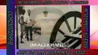 Yeh Badnaseeb Bachcha(Singer;mohd ; aziz)first time youtube
