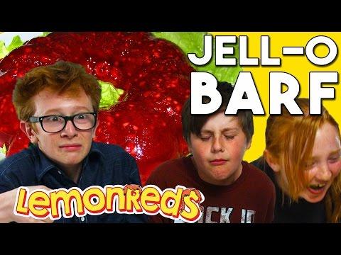 Utah Jello Challenge - DON'T BARF - LemonReds episode 49