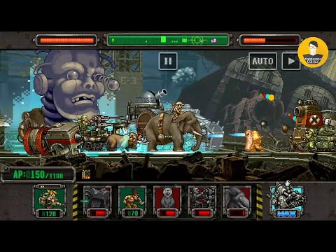 Metal Slug Defense Android Gameplay