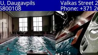 Olimpija SPA, Daugavpils(Olimpija SPA центр представляет собой спортивно-оздоровительный центр для поддержки красоты и здоровья. Располо..., 2016-12-12T22:13:24.000Z)