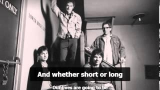 Wilco On and On and On (Lyrics)