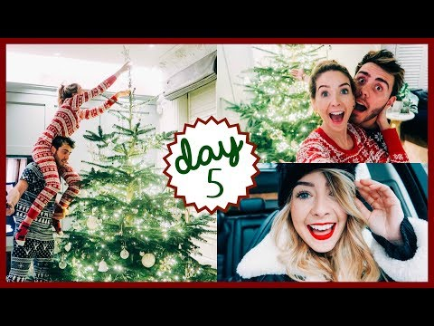 Download Youtube: DECORATING THE TREE & LUNCH DATE | VLOGMAS