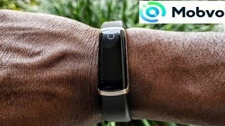 Review #Mobvoi TicBand Fitness Tracker | #Juice84 | Coral Springs Vegan Vlogger