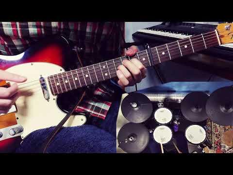 FACGCEチューニングでタッピング練習 with ドラム