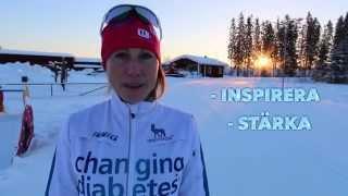 Ski team Novo Nordisk