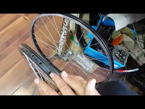 Почему спускает колесо