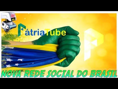 NOVA REDE SOCIAL DO BRASIL PÁTRIA EBOOK GATILHOS E VANTAGENS