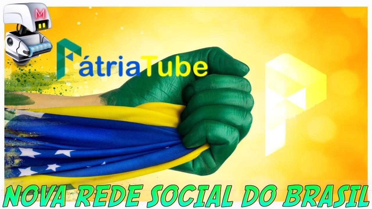 NOVA REDE SOCIAL DO BRASIL PÁTRIA BOOK GATILHOS E VANTAGENS