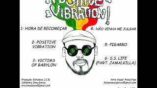 Baixar EP Vitão Ganjahman - Positive Vibration (COMPLETO)