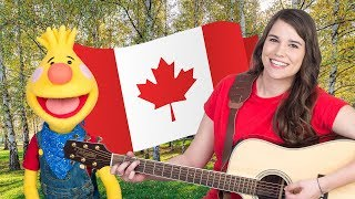 Land Of The Silver Birch | Canadian Folk Song | Caitie's Classroom