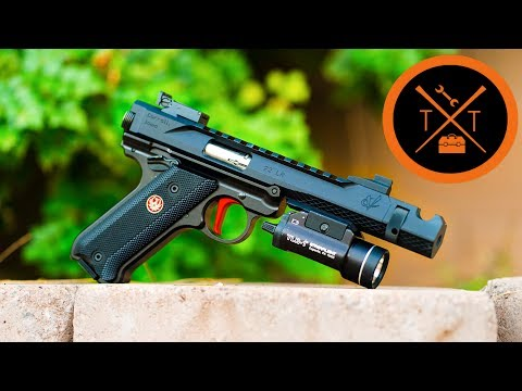Did This Ruger Mark IV Trigger Just Change The Game??