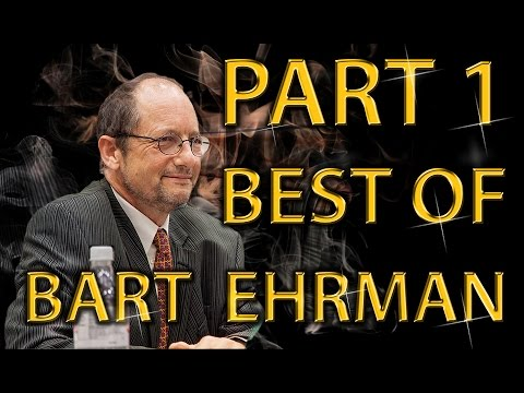 Best of Bart Ehrman How To Be Free From Religion Part 1