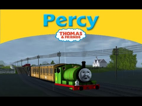 Percy the Small Engine | Trainz Story Library Remake
