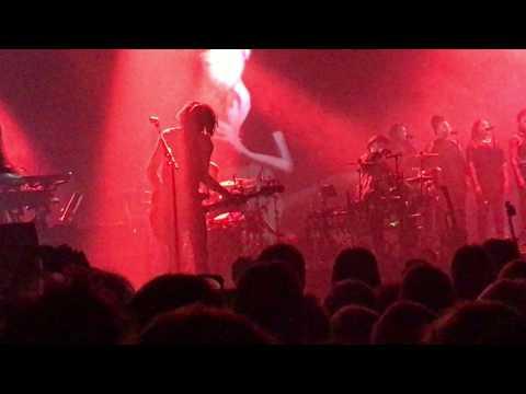 Gorillaz - Sleeping Powder ( live in Warsaw )