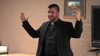 Fr. Joshua Waltz vocation story