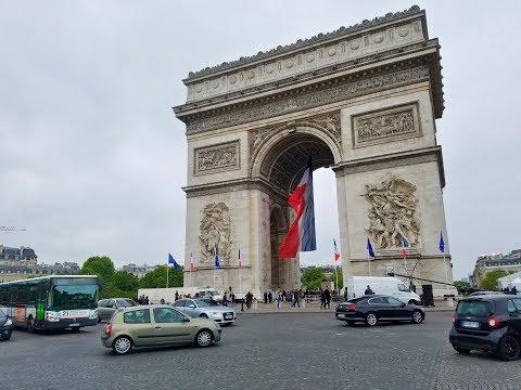 Arc de Triomphe (Arch de Triumph)