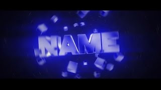 Shake Intro Template 2016 Blender Only Free Download