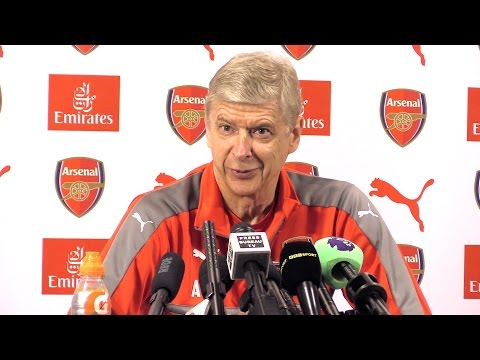 Arsene Wenger Full Pre-Match Press Conference - Arsenal v Sunderland