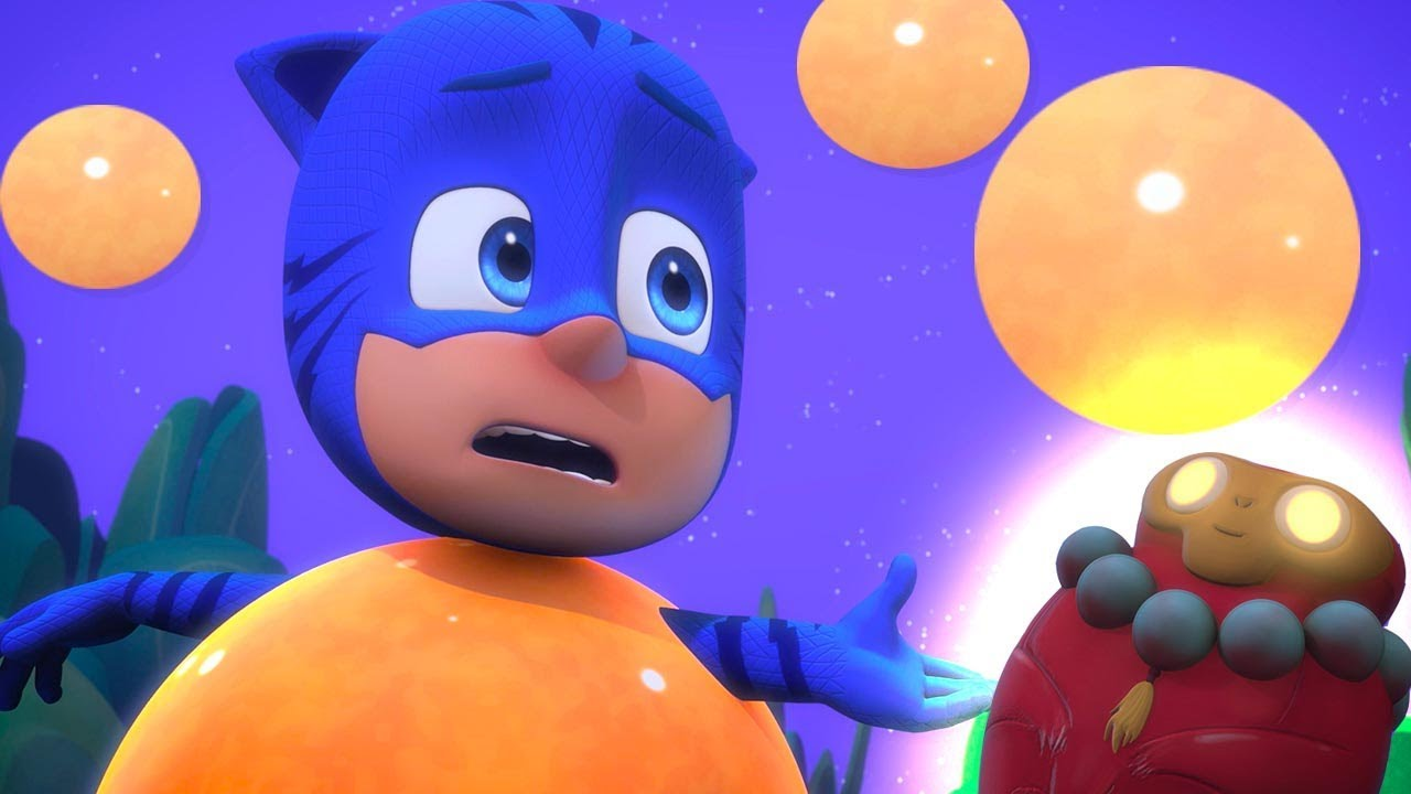 PJ Masks Season 2 ????Sticky Splat Problems ⭐️PJ Masks 2019 ⭐️HD 30 MINUTES | PJ Masks Official