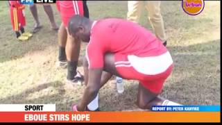 #PMLive: Emmanuel Eboue side beaten in Nansana Charity match