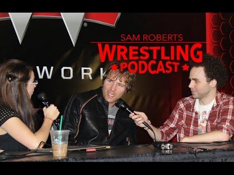 Dean Ambrose - Death Matches, Wendys, SHIELD, etc w/Sam Roberts & Katie Linendoll #SRShow