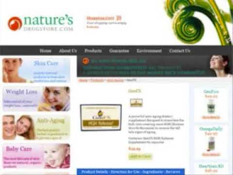 Where to Buy Health and Beauty Products Natures Drugstore