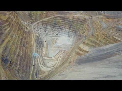Drone Flight: Cripple Creek & Victor Gold Mine