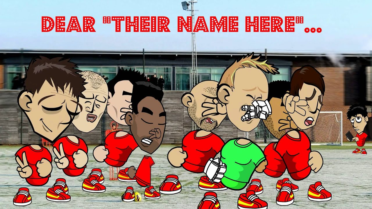 Liverpool Toons Happy Birthday Greeting YouTube – Liverpool Fc Birthday Card