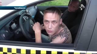 Челябинские водители хотели расправиться с активистами  СтопХама  за запрет ехать по тротуару