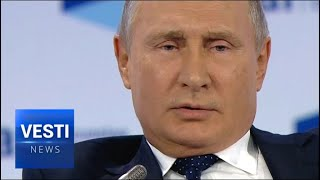 The Dollar Has No Future: Putin Ready to Go After US's Ace in the Hole!