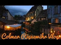 Trip to Riquewihr and Colmar, France-Alsace Wine Route-Petite Venice