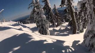 "Mt Bachelor 1-27-12  ""Ice to Nice"" by Powder POV"