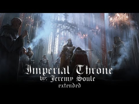 Jeremy Soule (Skyrim) — Imperial Throne [Extended]