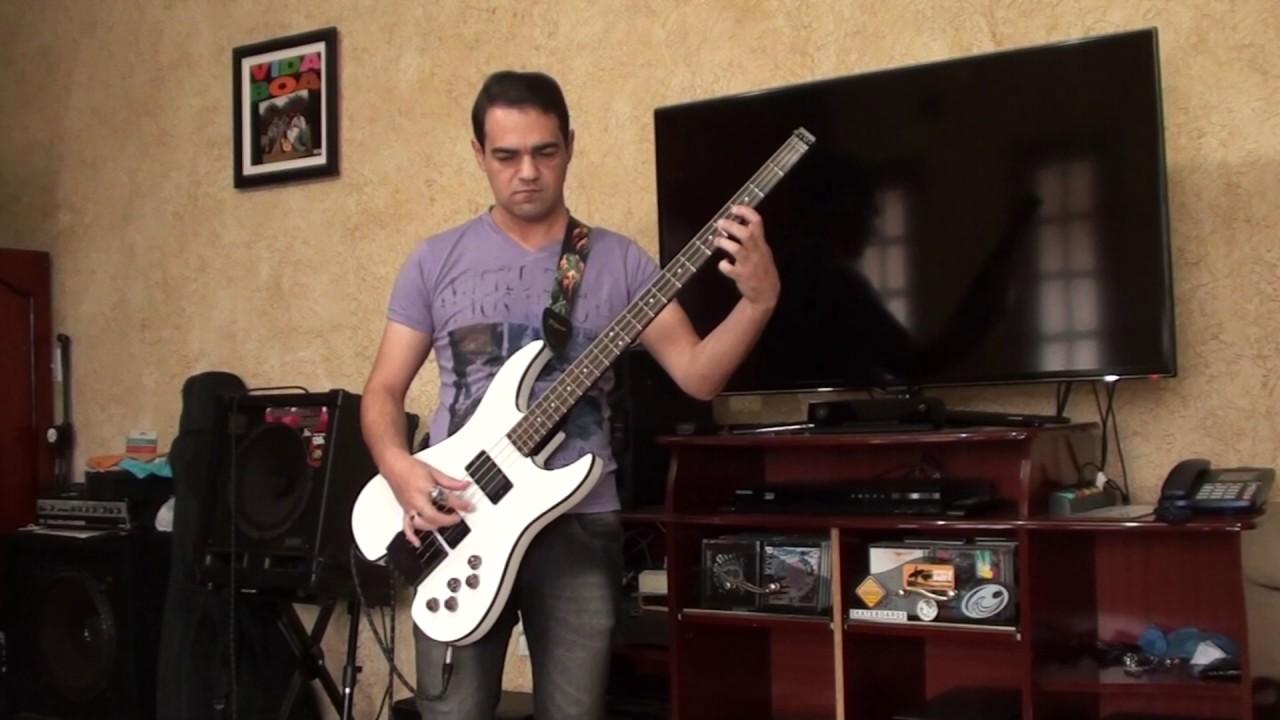 halloween theme song john carpenter official rock remix bass cover alexbass - Halloween Theme Song Guitar