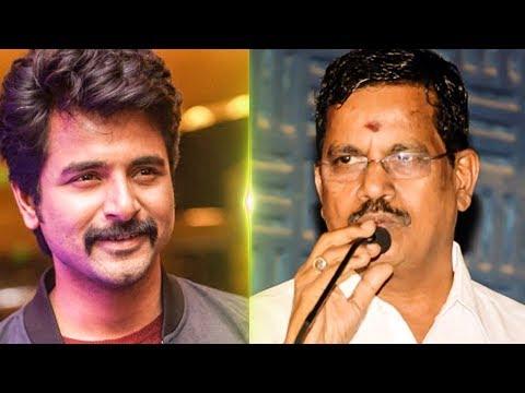 """""""Sivakarthikeyan movie released because of Anbu""""  - Kalaipuli S Thanu Supports Anbu Chezhiyan"""